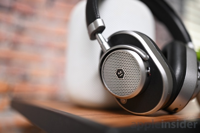 Master & Dynamic MW65 ANC headphones