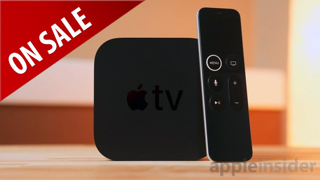 Apple TV 4K markdown