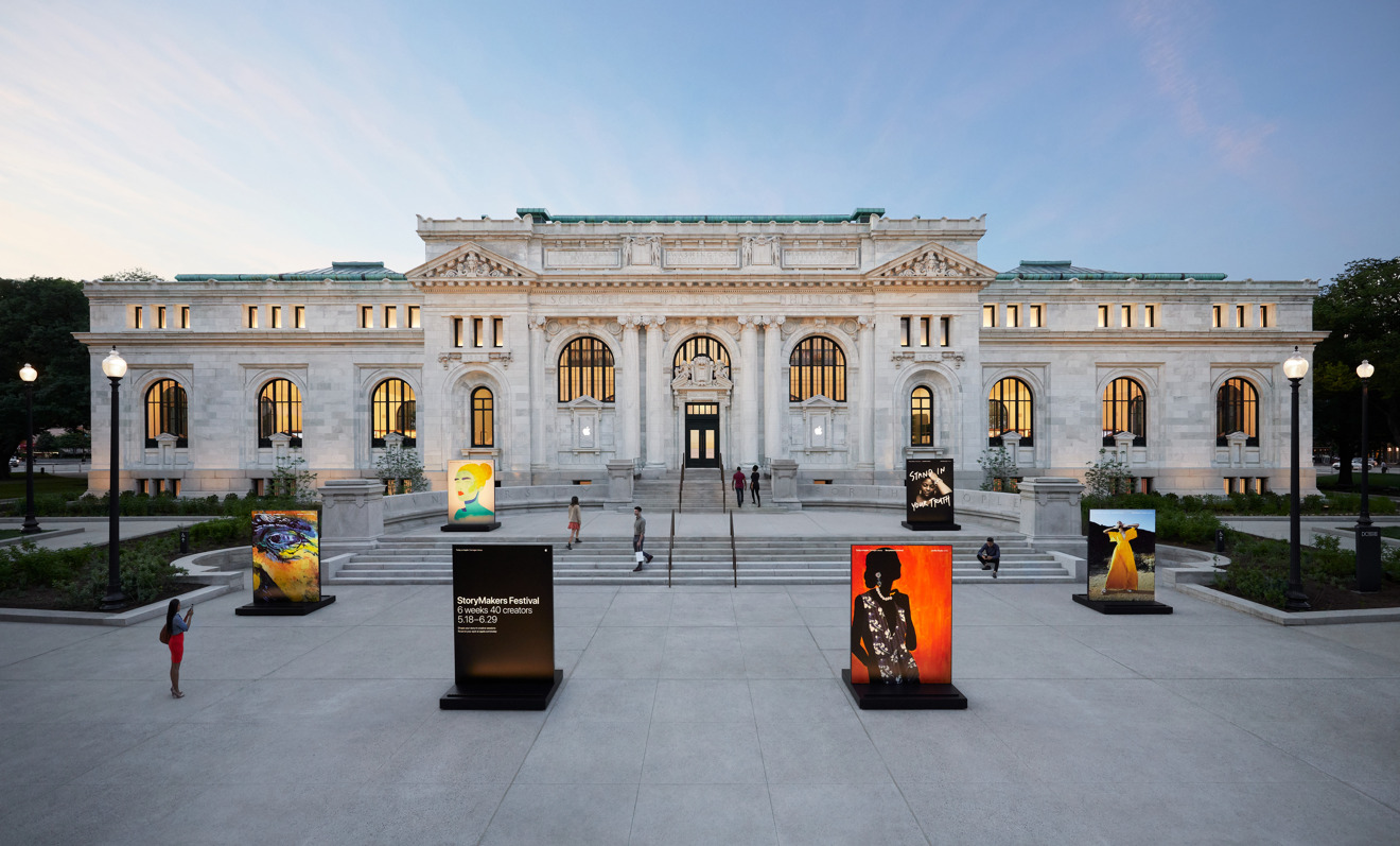 Apple shares first official photos of Carnegie Library store in DC