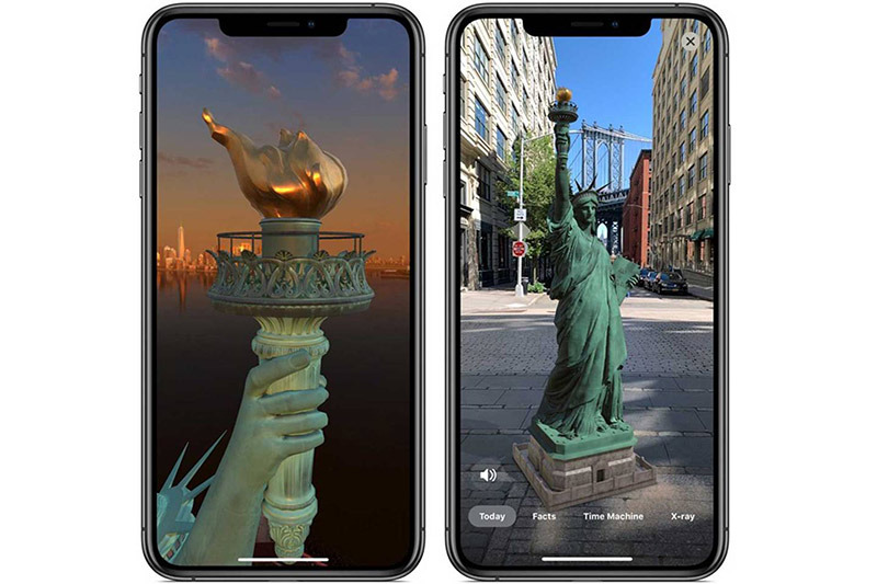 Apple contributes to new Statue of Liberty audio tour and AR app