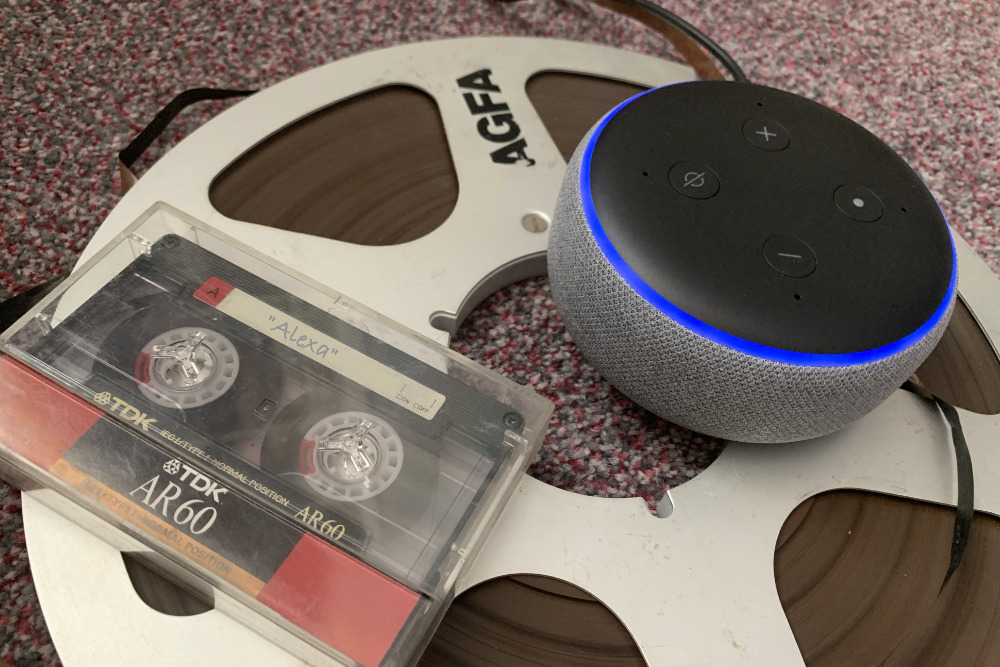 How to delete all the audio recordings that Amazon Echo's Alexa has been making of you
