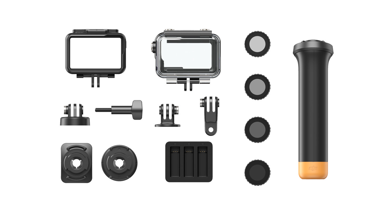 DJI Osmo Action accessories