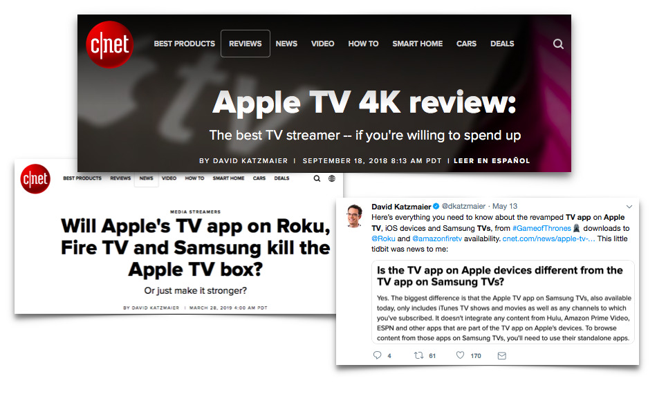 Editorial: Why is privacy-minded Apple putting its new TV app on