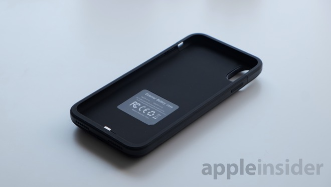 Gasopic Smart Battery Case