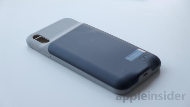 SNSOU Smart Battery Case