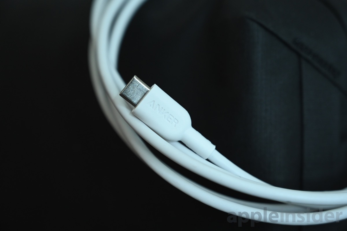 Anker USB-C Lightning Powerline II cable