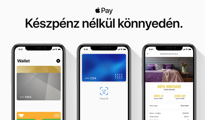 Apple Pay Hungary