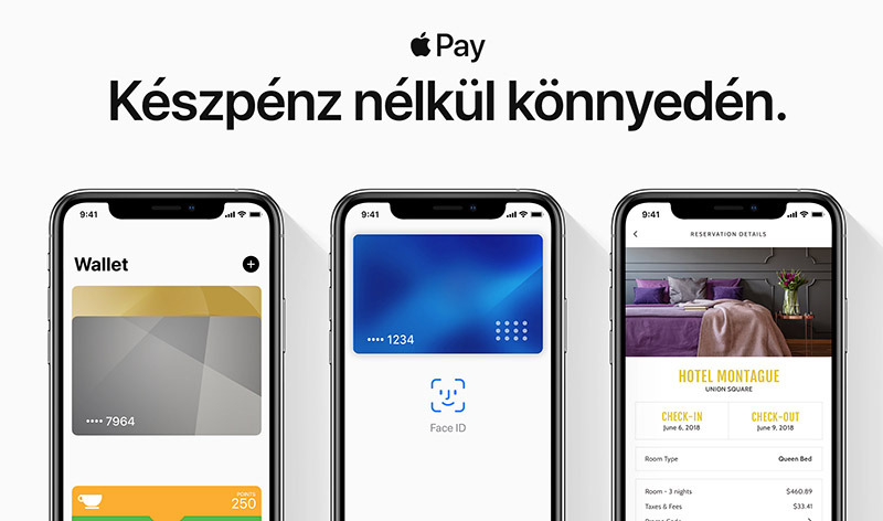Apple Pay goes live in Hungary and Luxembourg