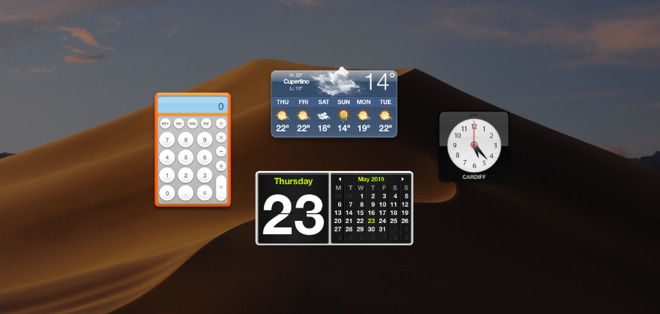 Remember this? It's still there in macOS Mojave, if you look for it, but it's going to be gone in 10.15