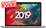 $150-$200 off 2019 MacBook Pros