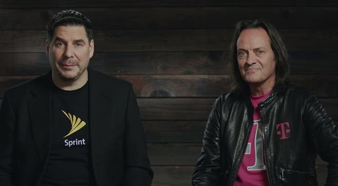 T-Mobile-Sprint Merger