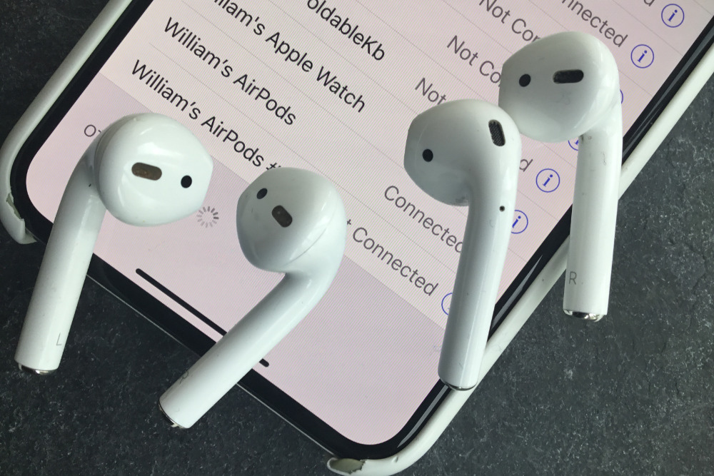 2019 Iphone 11 May Play Audio Over Two Bluetooth Devices At Once Appleinsider