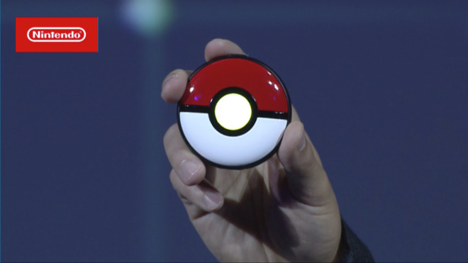 The new Pokemon GO Plus+ device