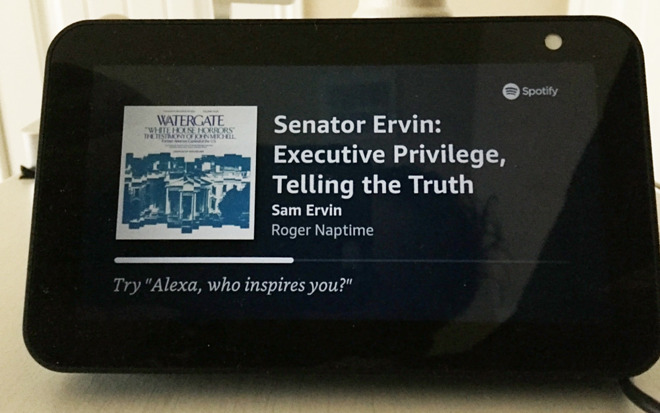 Review Amazon S Echo Show 5 Is A Quality Bedside Companion