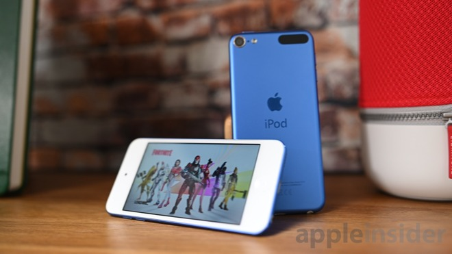 Apple Releases First iPod In Four Years And Its Priced At $199
