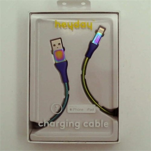 heyday Lightning cable