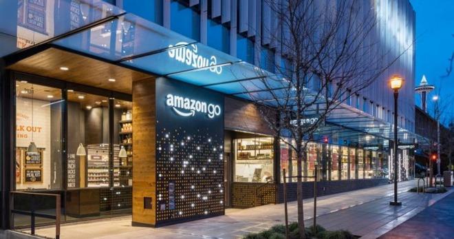 Amazon GO retail store