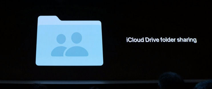 Long, long-awaited folder sharing is coming