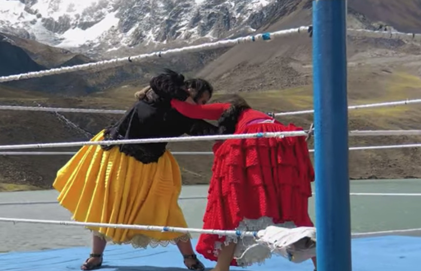 New 'Shot on iPhone' Film Uses iPhone XS to Feature Women's Wrestling in Bolivia