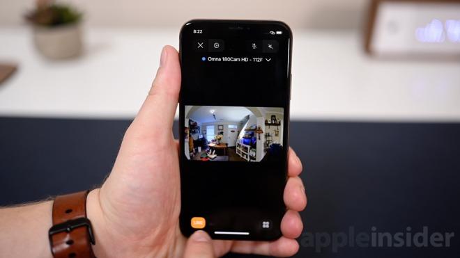 HomeKit cameras now support iCloud storage