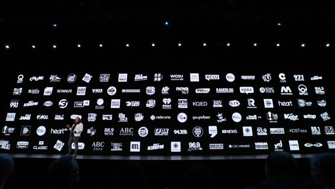 Over 100,000 live radio stations coming with iOS 13