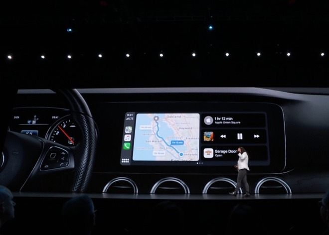 The new CarPlay dashboard in iOS 13