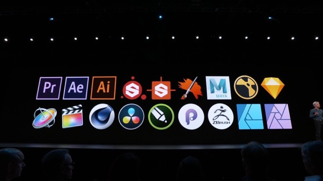 Many apps will already support iPad tablet support