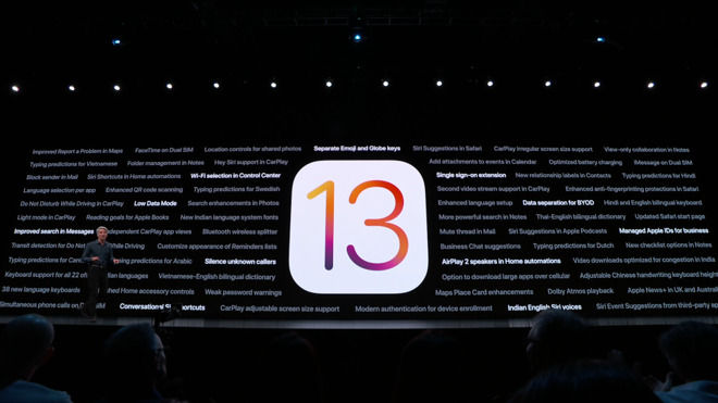 Apple's iOS 13 to enable large app downloads over cellular