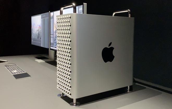 Apple's Mac Pro at WWDC 2019