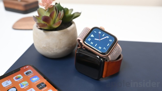 The new Californica face in watchOS 6