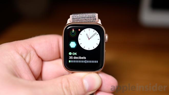 Modular Compact in watchOS 6