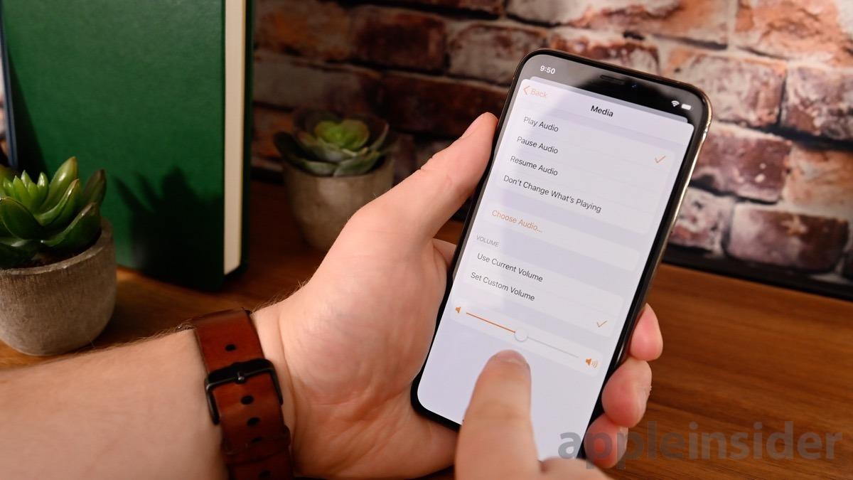 HomeKit controls in iOS 13