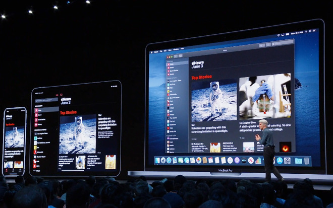 quality design 18122 4038f Project Catalyst aims to bring apps to the Mac, enhance titles for iPad