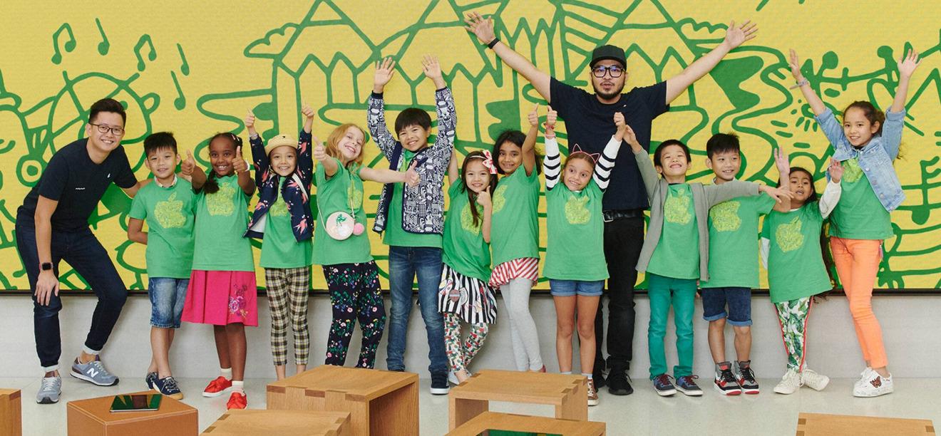 PSA for parents: Apple Camp reservations start on June 17