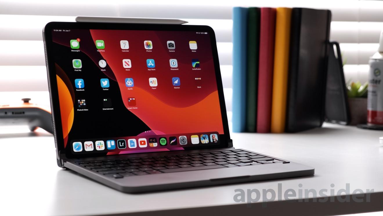 iPadOS on 11-inch iPad Pro
