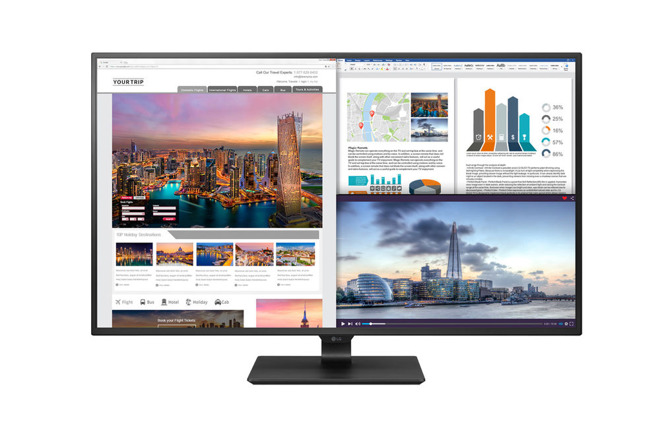 LG 43UD79-B 43-inch 16:9 4K IPS Monitor