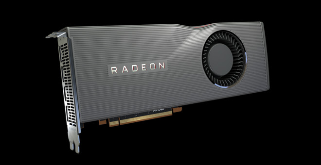 AMD Radeon RX 5700 series launches with 7nm GPUs, up to