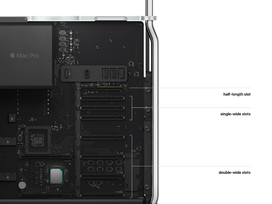 The new Mac Pro's expansion options are proving appealing to high-end users