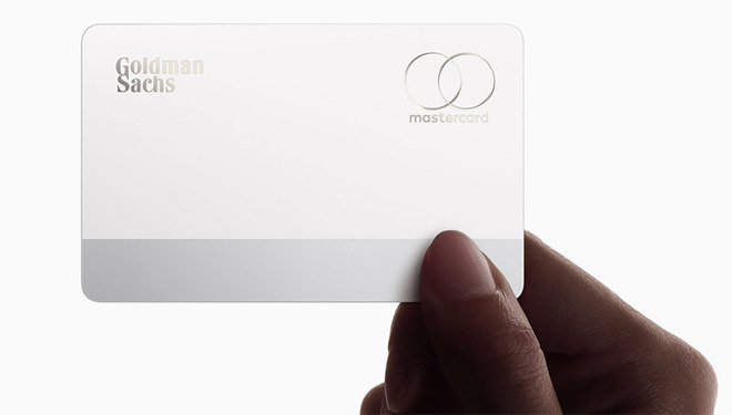 Goldman Sachs CEO testing Apple Card, foresees great interest in