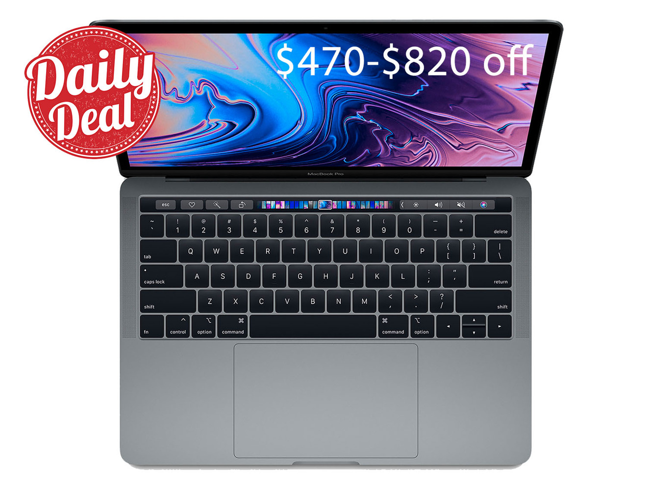 Woot knocks $470 to $820 off 2018 MacBook Pros today only