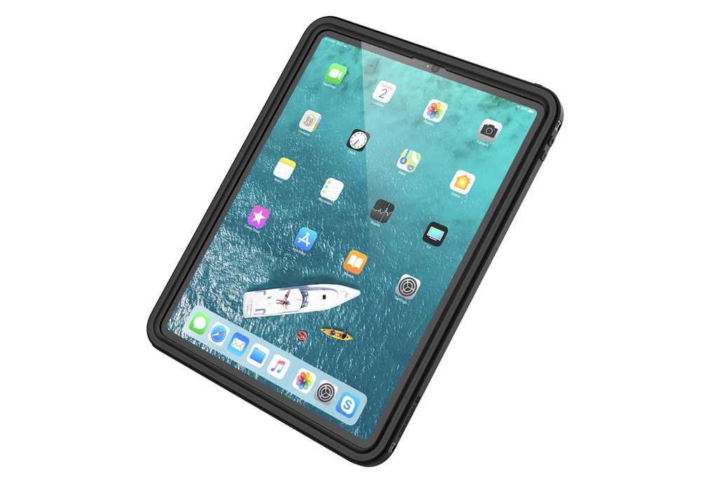 photo of Catalyst launches rare waterproof case for Apple's 2018 iPad Pro image