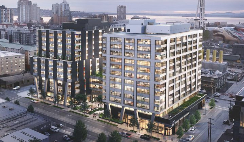 Apple Pursuing 630,000 Square Feet in Seattle's South Lake Union