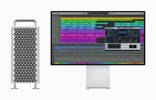 Logic Pro X on 2019 Mac Pro