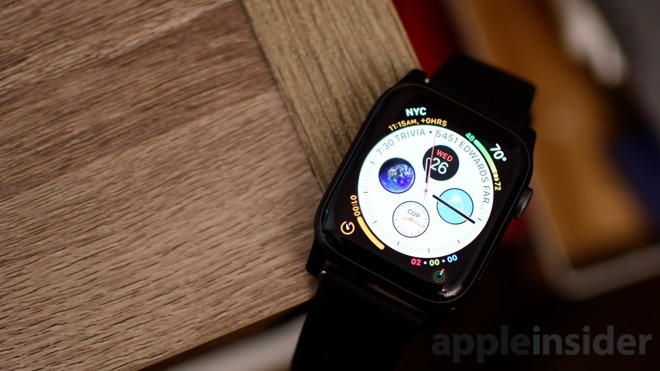 O2 APPLE WATCH