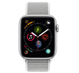 Apple Watch Series 4 (GPS + Cellular) w/ Seashell Sport Loop band on sale for $449