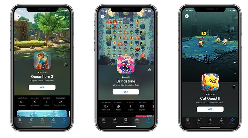Apple Arcade Indies