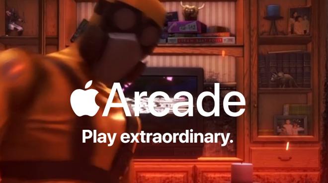 Apple Arcade: Play Extraordinary