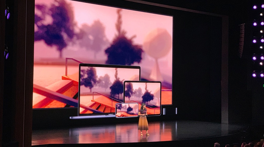 Apple presents Apple Arcade at the September 2019 Apple Event