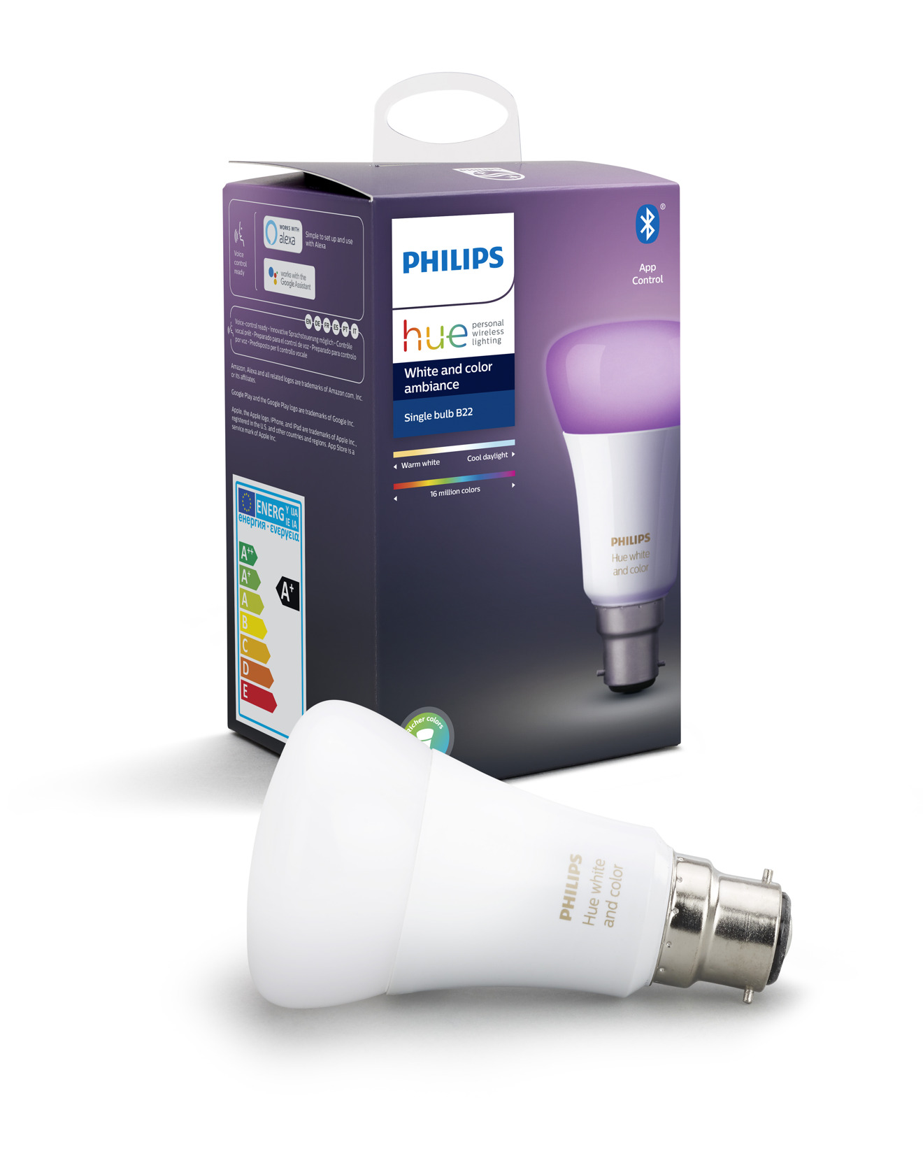 New Philips Hue bulbs updated with Bluetooth connectivity