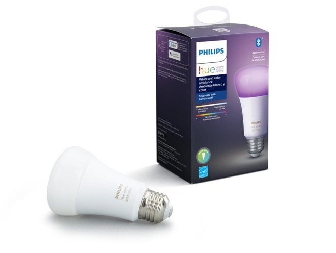 Hue with Bluetooth are now available in A19 and BR30 bulb types